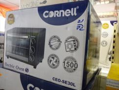 0% GST * New CORNELL Electric OVEN SE30L