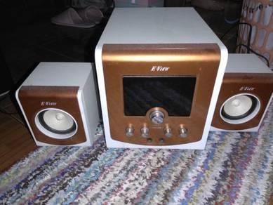 E-VIEW Speaker