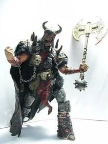 Mcfarlane spawn viking bloodaxe r3 neca