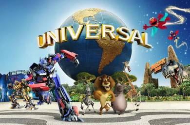 AMI Travel   Entrance Ticket Universal Studio