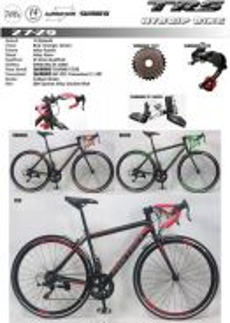 700c TRS FASTEST Road Bike Bicycle (14speed)