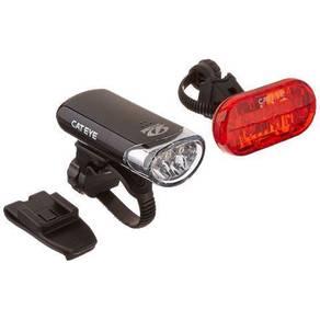 Cateye combo light lampu basikal best