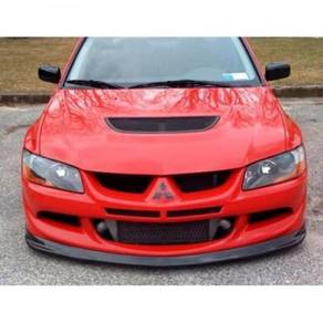 EVO 8 Ralliart front carbon lip Ralliart