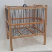 Birdcage for shower