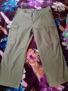 Timberland cargo pants w40