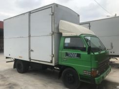 Ford 5000kg Box Lorry