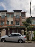 3 storey terrace house Levenue Desa Parkcity