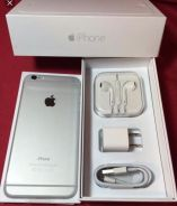 IPhone 6 128GB Full Set   Box Like New 10/10