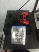 Ps4 fat black 500 gb