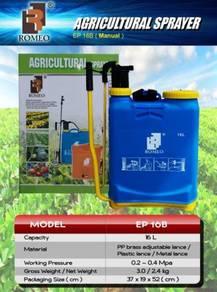 ROMEO EP16B manual Knapsack Sprayer 16L