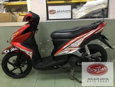 YAMAHA EGO LC 125 scooter 2nd hand