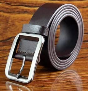 Genuine Cow Leather Western Men's Belt