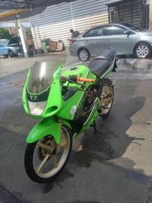 Kawasaki kr convert rr