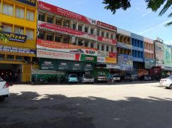 4 Storey Shop, facing main road, Jalan Bakar Arang