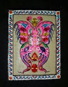 Amulet Thai 1 : Thep Jamleng Blk B by K.Krissana