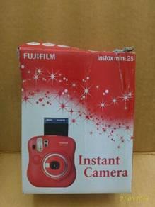 Fujifilm Instax Mini 25 Red