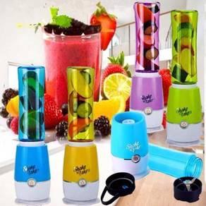 Shake N Take Mini Blender 2 + 1 Bottle Raya Png