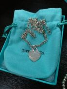Authentic tiffany neckle with pendant