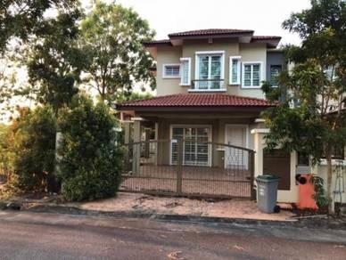 Seremban 2 - Garden City Home, Corner Double Storey Link House