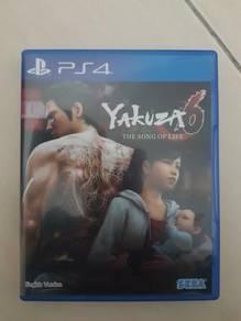 Ps4 game Yakuza 6