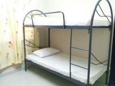 Katil double decker / 2 tingkat