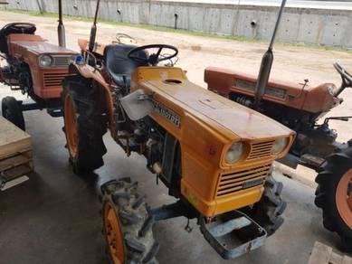 Kubota tractor recondition