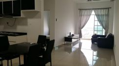 Nusa height Apartment Gelang Patah 3 bedroom Rent 1500