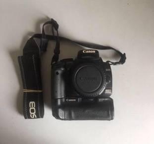 Camera dslr eos400d
