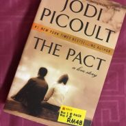 The Pact a love story by Jodi Picoult