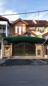 Taman Bukit Dahlia House For Rent - Pasir Gudang - Johor