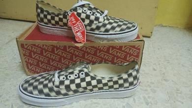 Vans Checkerboard blur 10uk/11 us