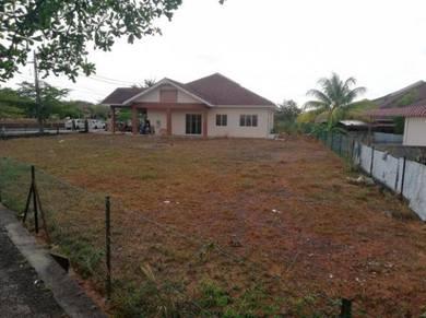 Rumah Berkembar Corner Lot Bandar Puteri Jaya (Tanah Sangat Luas)