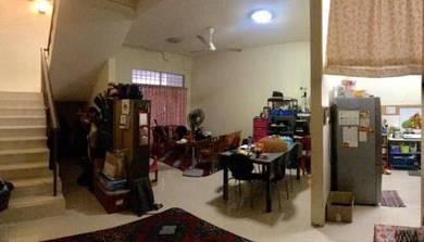 20x71 Double Storey Terrace Taman Tunku Sarina Jitra Kedah