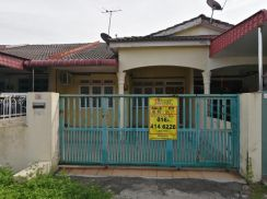 Single Storey Terrace house at Pengakalan