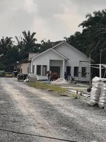 Lot Tanah ANSURAN JENJAROM STATUS BANGUNAN PAKEJ BINA RUMAH 45K