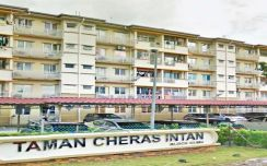 Taman Cheras Intan Apartment 850sfqt BelowMarket FULL LOAN [With Lift]
