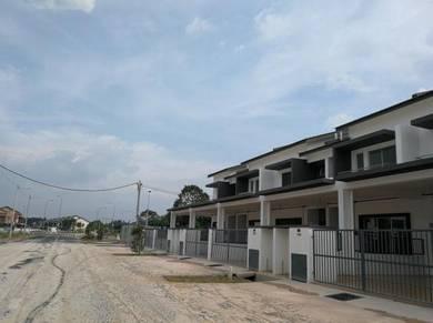 Dengkil 2sty house, 20 x 120 rumah baru siap