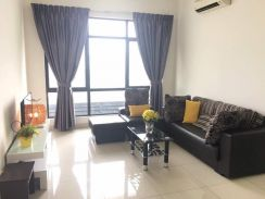 Amaya maluri condo for rent - 3rooms & fully furnished & near mrt