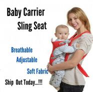 Kid Carrier Baby Sling Seat (25)