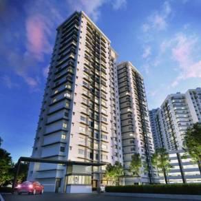 15 Min to Damansara and Petaling Jaya , Sungai Buloh New Design Condo