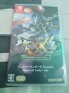Nintendo Switch Monster Hunter Double Cross XX