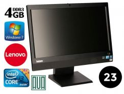 Lenovo ThinkCentre M90z AIO Core i3 4GB 23