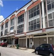 3 Storey Terrace Shoplot at Kulim