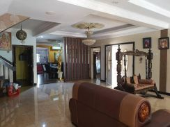 Taman wahyu Double storey corner lot terrace house