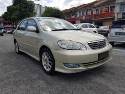 Used Toyota Altis for sale