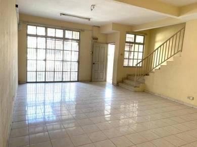 Rawang garing permai 2 sty terrace house 20x65 near school rawan town