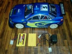Model turbo drift 1:10