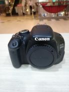 Canon eos 600d body (sc 15k only) 99% new