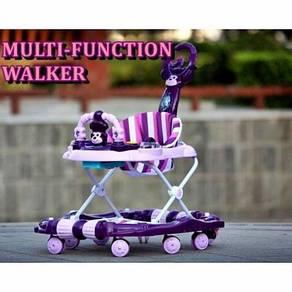 Hello kitty dan fun monkey baby walker W77-0U.FHH