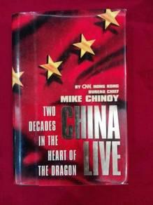 CHINA LIVE, Mike Chinoy